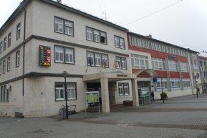 Mestský úrad Prievidza.