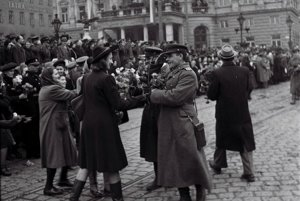 Deň oslobodenia Bratislavy – 4. apríl 1945.