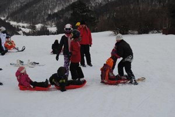 Ski Lipovce-Búče. Pre návštevníkov pripravili niekoľko noviniek.