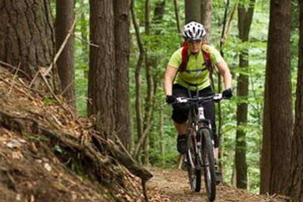 Táto trasa vedie po kvalitných, širokých lesných cestách.