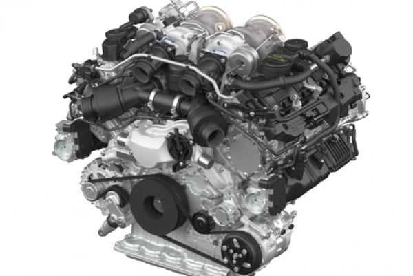 Porsche ukázalo nový štvorlitrový osemvalec bi-turbo