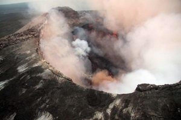 Kilauea je jedna z najaktívnejších sopiek na svete.