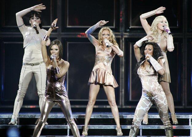 Spice Girls na koncerte