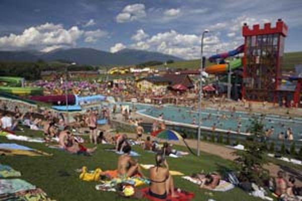 Toto leto si na Slovensko prišlo dovolenku vychutnať zrejme viac turistov než po minulé roky.