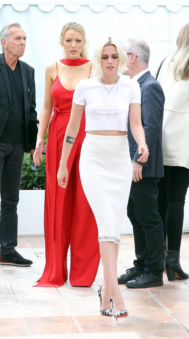 Kristen Stewart a Blake Lively