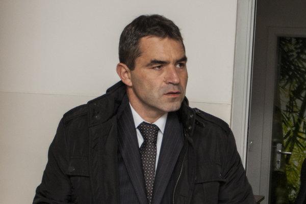 Bývalý starosta Marianky Radovan J.