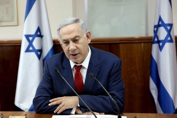 Izraleský premiér Benjamin Netanjahu.