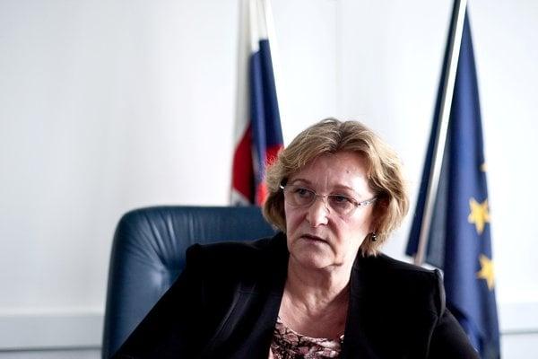 Jana Dubovcová.