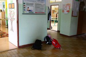 Deti ostali po zákroku súdneho úradníka otrasené, hovoria pedagógovia školy v Brehoch.