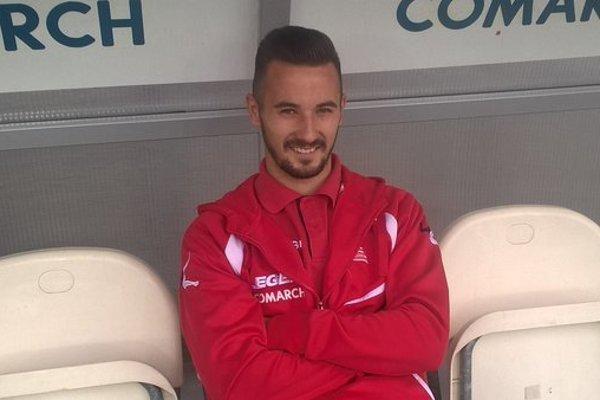 Tomáš Vestenický dohral uplynulú sezónu v drese Cracovie Krakov. V Poľsku zostáva aj naďalej.