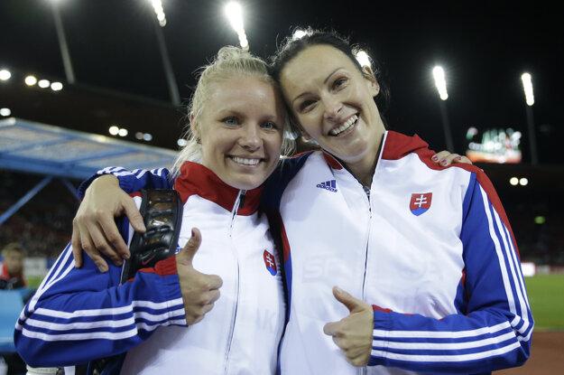 Martinu Hrašnovú (vpravo) porazila Nikola Lomnická.