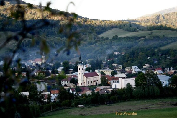Obec Kokava nad Rimavicou.