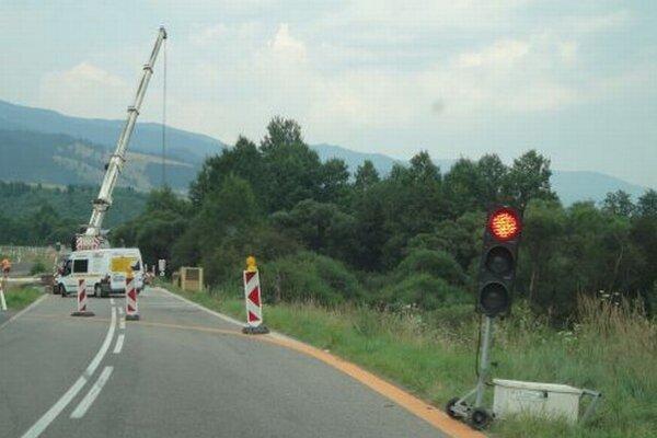 Semafory ostali nefunkčné. Mohlo to mať vážne dôsledky.