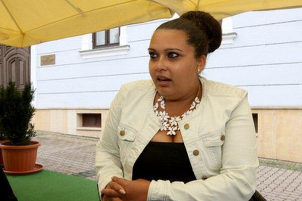 Pavlína je presvedčená, že základom pre budúcnosť rómskych detí je vzdelanie.