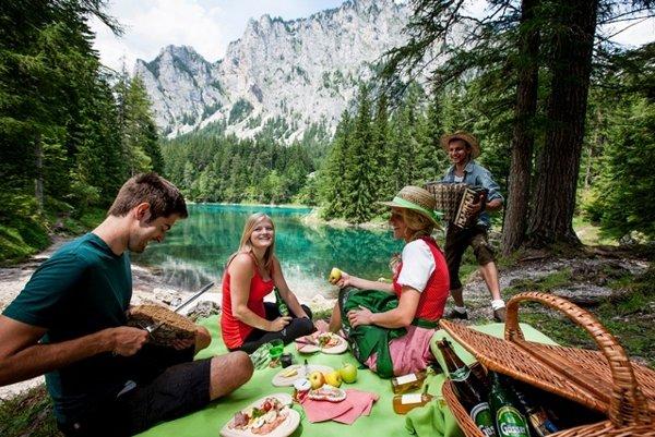 Štajersko ponúka viacero možností na piknik v prírode.