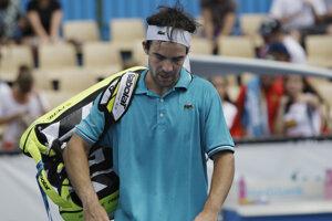 Pere Riba predviedol v zápase lepší tenis.