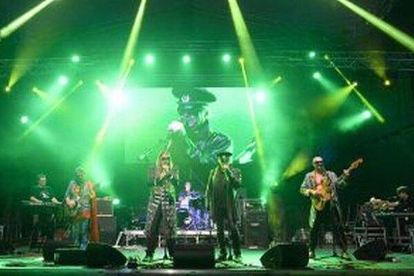 Jedným z lákadiel víkendu je festival Rockscape.