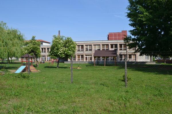 Materská škola na Daxnerovej ulici.