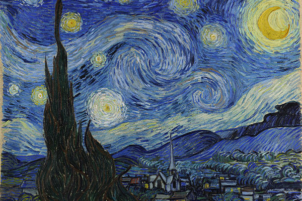 Hviezdna obloha.