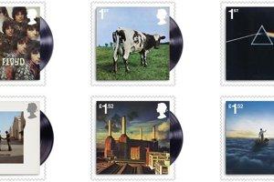 Známky Pink Floyd
