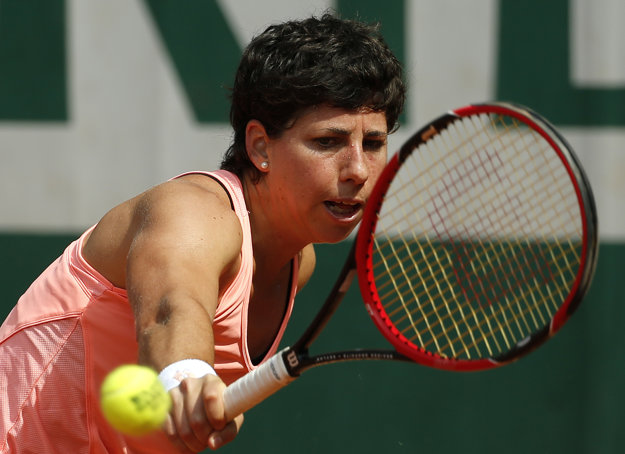 Tak, ako sa v druhom sete darilo dobre začať Cibulkovej, tak tretí set odštartovala ideálne Suárezová-Navarrová.