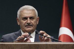 Nový turecký premiér Binali Yildirim.