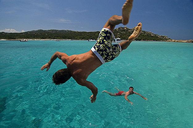 Niektoré miesta na pobreží Sardínie sa právom porovnávajú s Karibikom.