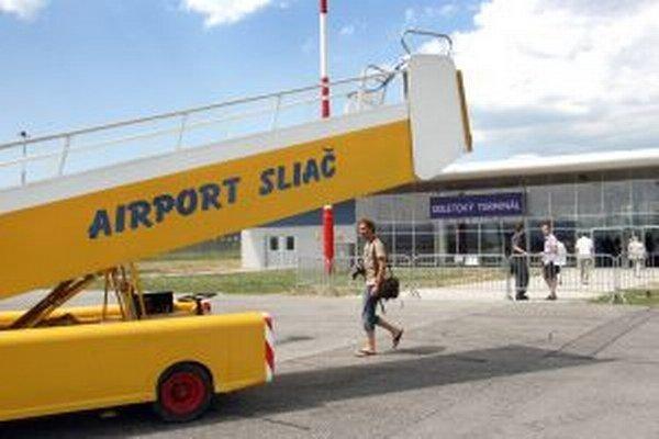Letisko už otvorilo tohtoročnú dovolenkovú sezónu.