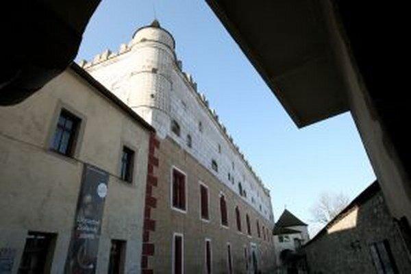 Koncerty sa konajú v Kráľovskej sieni zámku.