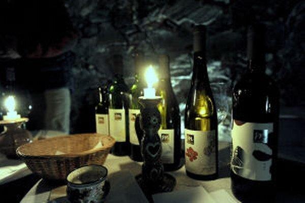 Vínna špacírka aj na netradičných miestach.