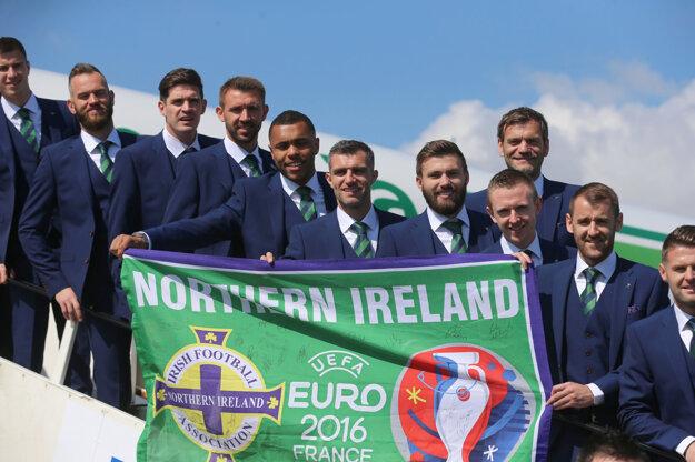 Severné Írsko môže na ME vo Francúzsku iba prekvapiť. O to lepšie sa im však bude hrať.