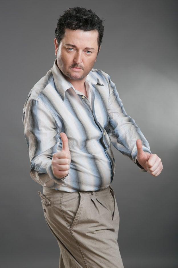 Peter Sklár alias starosta Krol Frlajz: