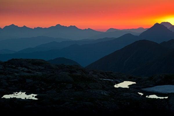 Rakúsko ponúka množstvo zážitkov a miest na fotografovanie.