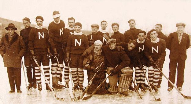Zo stretnutia s bratislavským Ski Klubom.