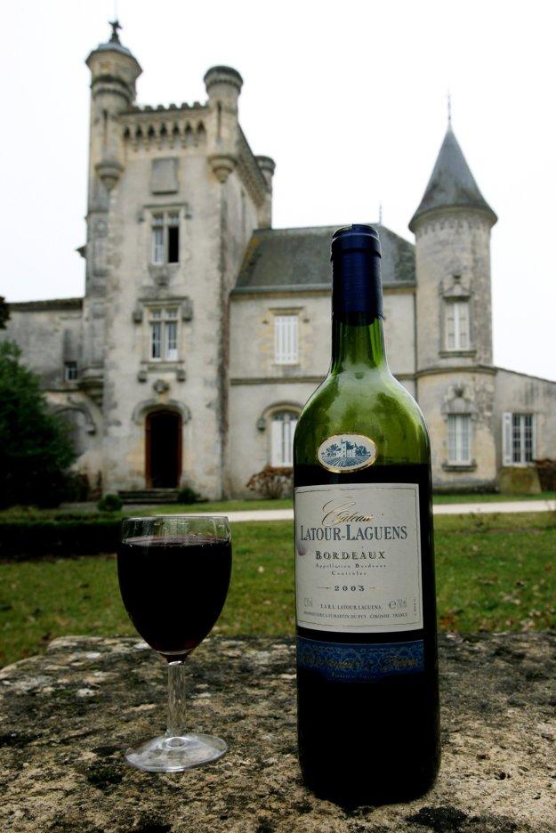 Mesto preslávilo červené víno.