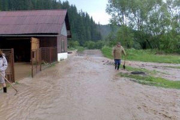 Vo Vysokej nad Kysucou mali zatiaľ najväčšiu povodeň v roku 2007, pri ktorej zatopilo množstvo nehnuteľností.