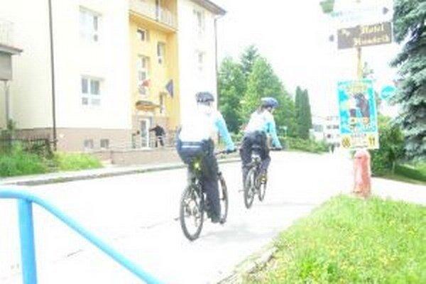 Cyklohliadky sa dostanú sa aj na ťažko dostupné miesta.