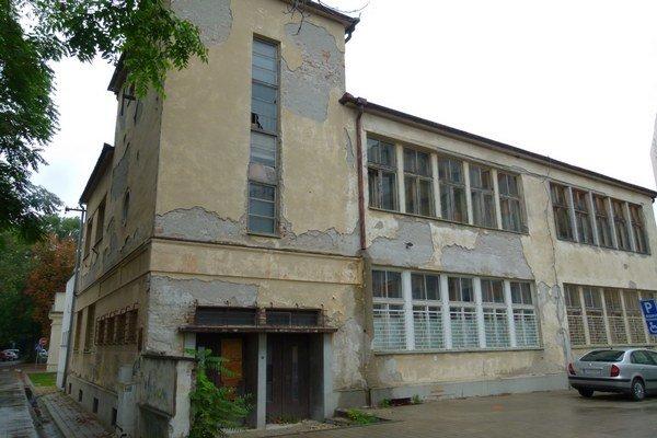 Bývalá židovská škola je už na zozname národných kultúrnych pamiatok.