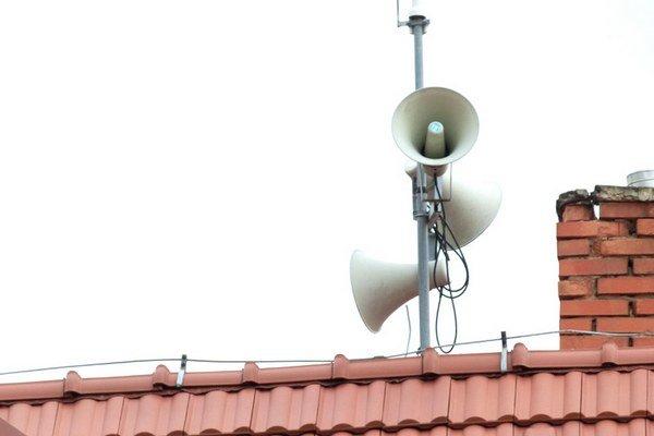 Okrem miestnych oznamov zaznie raz mesačne z dedinských ampliónov 15-minútové pásmo.