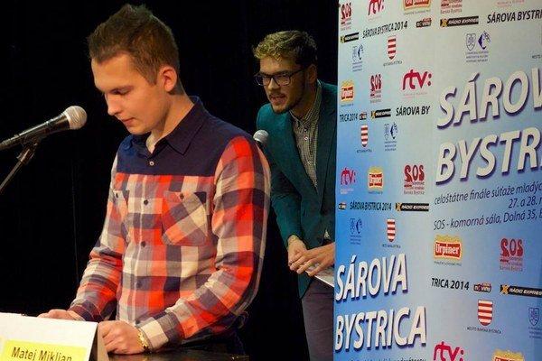 Na Sárovej Bystrici bol Levičan (v strede) trikrát víťazom.