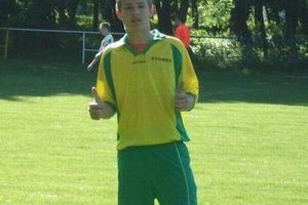 Gabriel Nagy strelil v 15 zápasoch 40 gólov
