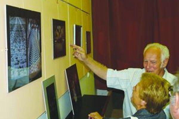Fotografie Ľudovíta Mészárosa si návštevníci môžu pozrieť do 14. októbra.