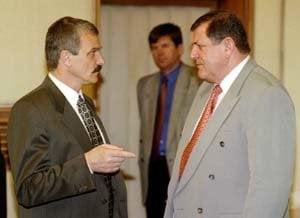 Bývalý minister vnútra Gustáv Krajči.