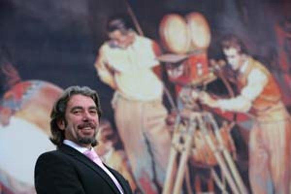 Veľkopodnikateľ Tomáš Chrenek vlastní v Česku aj filmové štúdiá AB Barrandov.