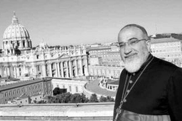 Chaldejský arcibiskup Paulos Rahho so sídlom v nebezpečnom irackom meste Mosul zodpovedal priamo pápežovi.