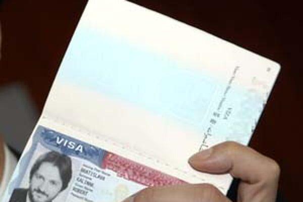 Americké víza ministra Kaliňáka.