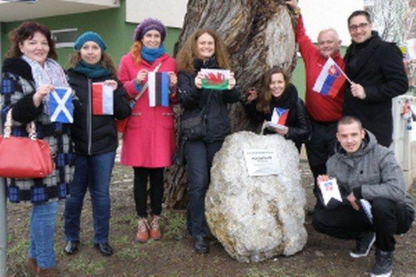 Moruša biela zo Senice kandiduje na titul Európsky strom roka 2015.