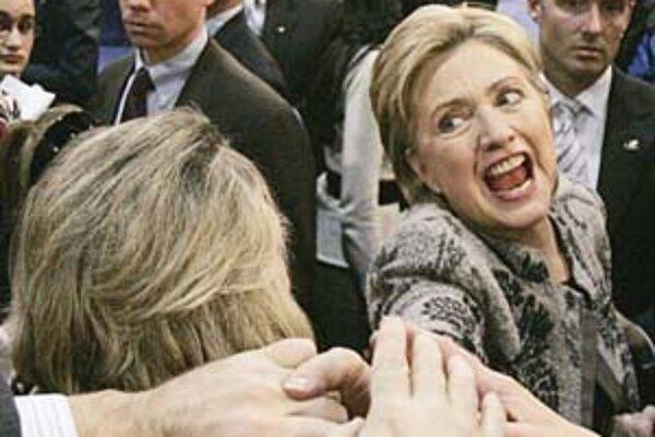 Hillary Clintonová bola po víťazstve v primárkach v New Hampshire na roztrhanie.