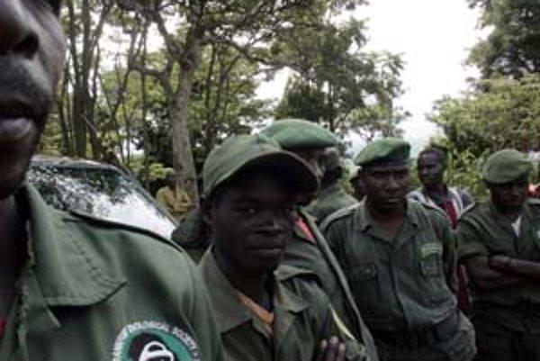 Násilie v Kongu má často etnické pozadie.