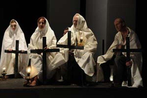 Piargy v nitrianskom Divadle Andreja Bagara nie sú len pre maturantov.